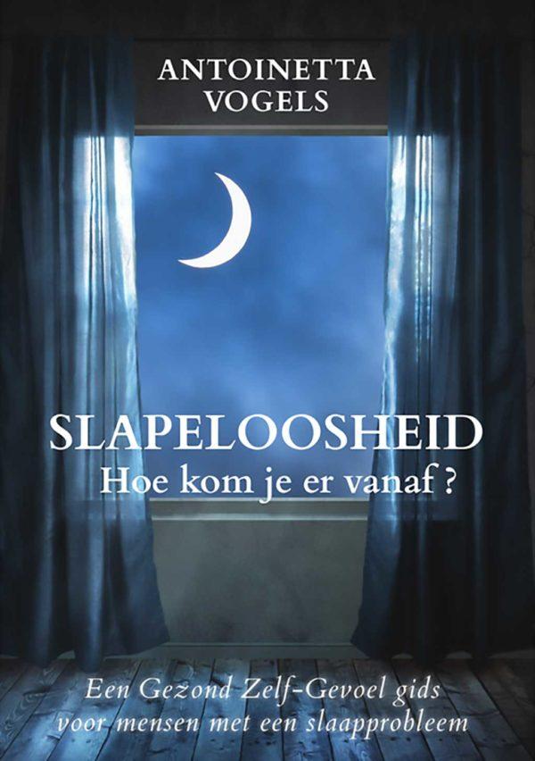 Slapeloosheid, hoe kom je er vanaf?: Een Gezond Zelf-Gevoel gids voor mensen met een slaapprobleem (Niederländisch) Taschenbuch – 18. März 2019