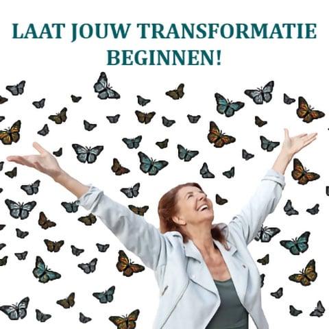 Laat Jouw Transformatie Beginnen